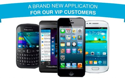 APP for VIP Clients