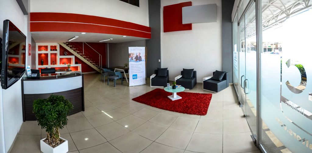 Take a look at our new office in Escazú