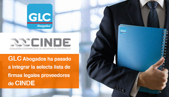 GLC Abogados Firma legal de CINDE